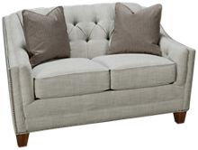 Flexsteel  Dorea Loveseat with Nailhead