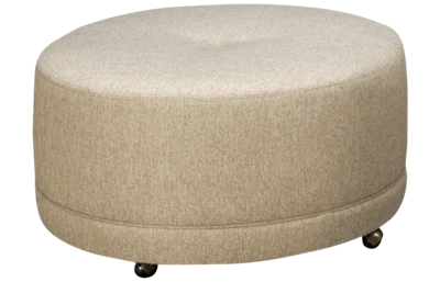 Craftmaster C9-DS Ottoman with Casters