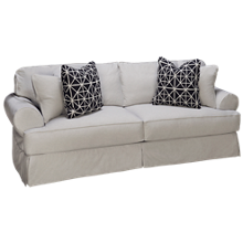 Rowe Addison Sofa with Slipcover