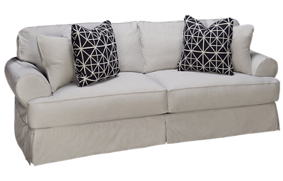 Rowe Addison Sofa with Slipcover