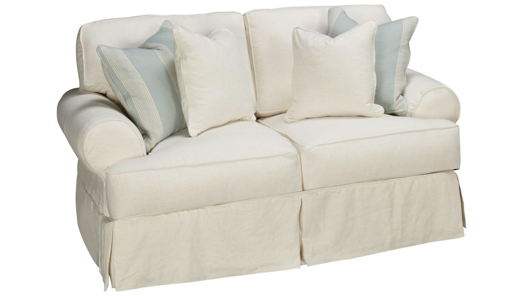 Slipcover For Loveseat Sofa Bed