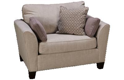 United Landon Chair & 1/2