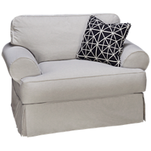 Rowe Addison Chair with Slipcover