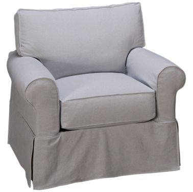 Terrific Rowe Nantucket Chair With Slipcover Caraccident5 Cool Chair Designs And Ideas Caraccident5Info