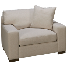 Max Home Cole Chair & 1/2