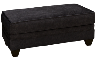 American Furniture Flannel Birch Ottoman