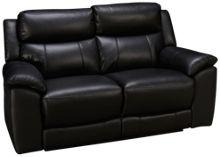 HTL Furniture Aurora Power Loveseat Recliner With Power Tilt Headrest