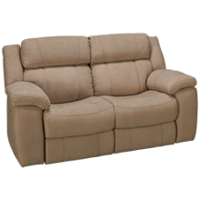 HTL Furniture Camden Power Loveseat Recliner with Tilt Headrest