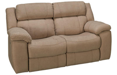 HTL Furniture Camden Power Loveseat Recliner with Power