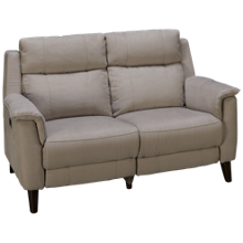 HTL Furniture Savannah Power Loveseat Recliner