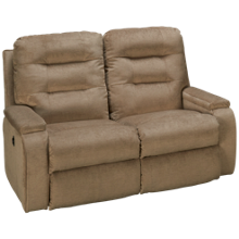 Flexsteel Kerrie Power Loveseat Recliner