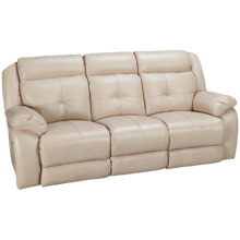 Futura Omega Leather Power Sofa Recliner