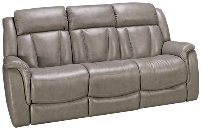Futura Roswell Leather Power Sofa Recliner with Power