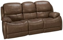 Futura Alta Power Leather Sofa Recliner with Power Tilt Headrest