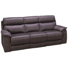 HTL Furniture Nash Power Sofa Recliner With Power Headrest