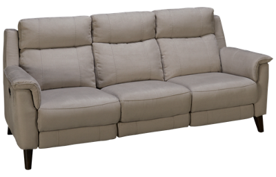 HTL Furniture Savannah Power Sofa Recliner with Tilt Headrest