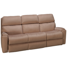 Flexsteel Rio Power Sofa Recliner with Tilt Headrest