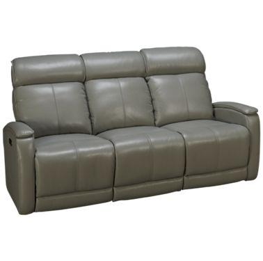 Enjoyable Futura Andros Leather Power Sofa Recliner With Tilt Headrest Forskolin Free Trial Chair Design Images Forskolin Free Trialorg