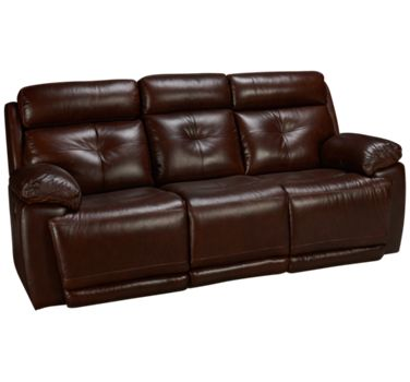 Futura Archer Futura Archer Leather Power Sofa Recliner With Power
