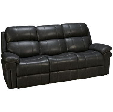 Synergy Seville Leather Sofa Recliner