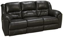 Southern Motion Pandora Power Sofa Recliner with Power Tilt Headrest