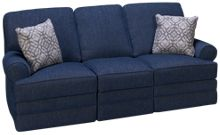 Klaussner Home Furnishings Belleview Power Sofa Recliner