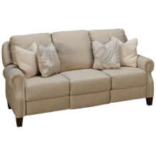 Southern Motion Key Largo Power Sofa Recliner with Tilt Headrest