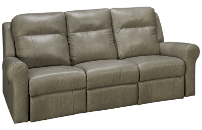 Palliser Vega Leather Power Sofa Recliner with Power Tilt Headrest