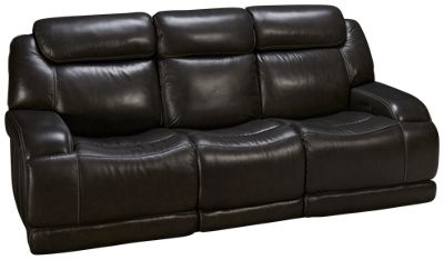 Merveilleux Simon Li Dakota Simon Li Dakota Leather Power Sofa Recliner With Power  Headrest   Jordanu0027s Furniture