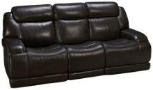 Simon Li Dakota Leather Power Sofa Recliner with Power Headrest