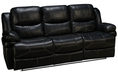 New Classic Home Furnishings Flynn Dual Power Sofa Recliner