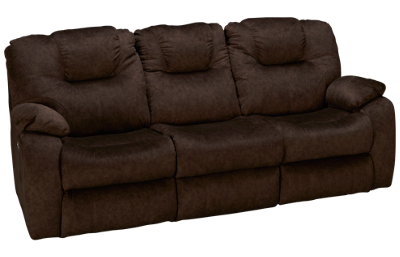 Southern Motion Avalon Power Sofa Recliner with Tilt Headrest