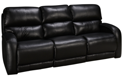 Southern Motion Fandango Leather Dual Power Sofa Recliner with Tilt Headrest