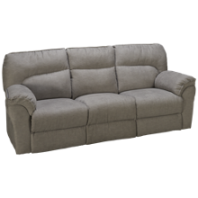 Southern Motion Full Ride Power Sofa Recliner with Headrest