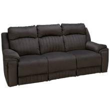 Southern Motion Silverscreen Power Sofa Recliner with Tilt Headrest