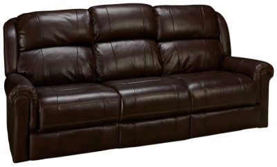 Synergy Palermo Synergy Palermo Leather Power Sofa Recliner With Tray And  Power Tilt Headrest   Jordanu0027s Furniture