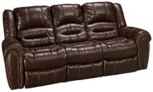 Flexsteel Downtown Power Sofa Recliner