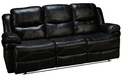 New Classic Home Furnishings Flynn Dual Sofa Recliner