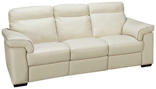 Natuzzi Editions Delaney Leather Sofa Recliner Jordan S Furniture