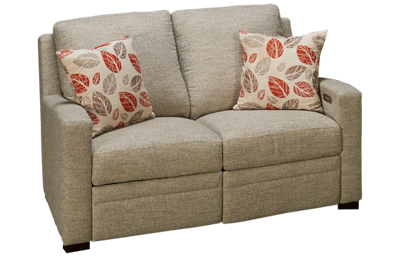 Synergy Sydney Dual Power Loveseat Recliner