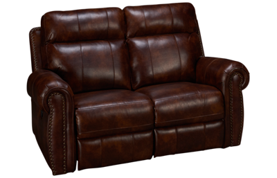 New Classic Home Furnishings Roycroft Loveseat Recliner