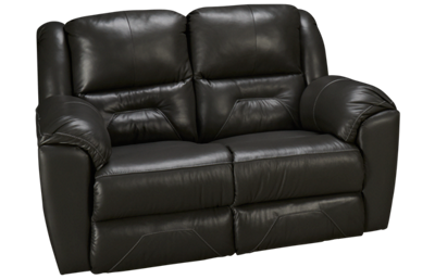 Southern Motion Pandora Power Loveseat Recliner with Power Tilt Headrest