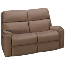 Flexsteel Rio Loveseat Recliner with Power Headrest
