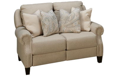 Southern Motion Key Largo Power Loveseat Recliner with