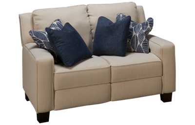 Southern Motion West End Power Loveseat Recliner with