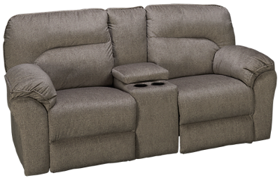 Southern Motion Full Ride Dual Power Loveseat Recliner