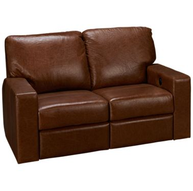 Stupendous Soft Line Energia Leather Power Loveseat Recliner Spiritservingveterans Wood Chair Design Ideas Spiritservingveteransorg