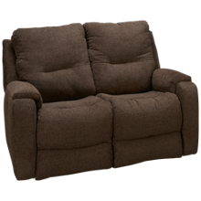 Southern Motion Royal Flush Power Loveseat Recliner