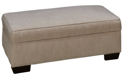 United Bennington Storage Ottoman