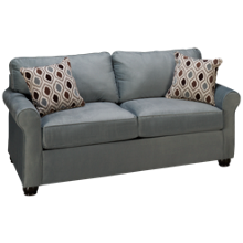 United Preston Full Sleeper Loveseat